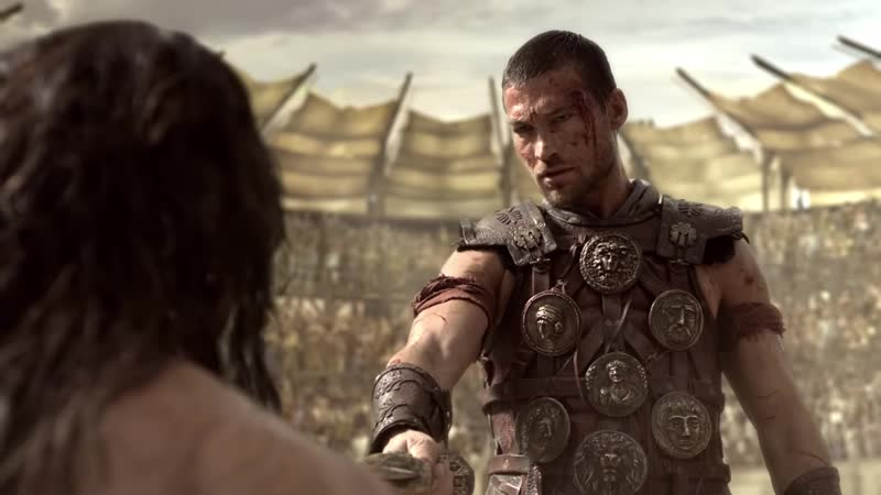 Спартак Кровь и песок Битва 22 Один против шестерых