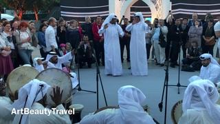 Qatar in Moscow 2018 АРАБЫ видео Два араба Восточные танцы видео