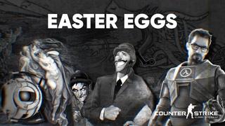 ALL EASTER EGGS IN CS:GO