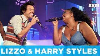 Lizzo ft. Harry Styles - Juice [LIVE @ The Fillmore Miami Beach] | SiriusXM