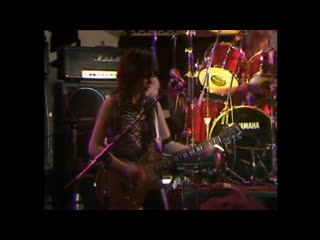 GIRLSCHOOL - Play Dirty Live (Recorded At Camden Palace Theatre, London, 7 December, 1984)(58') ᴴᴰ.