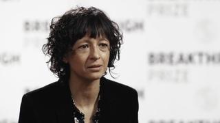 Emmanuelle Charpentier: 2017 Breakthrough Prize Laureate
