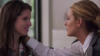 A Simple Favor COMPLETE Kiss Scene HD (Anna Kendrick and Blake Lively) Emily and Stephanie