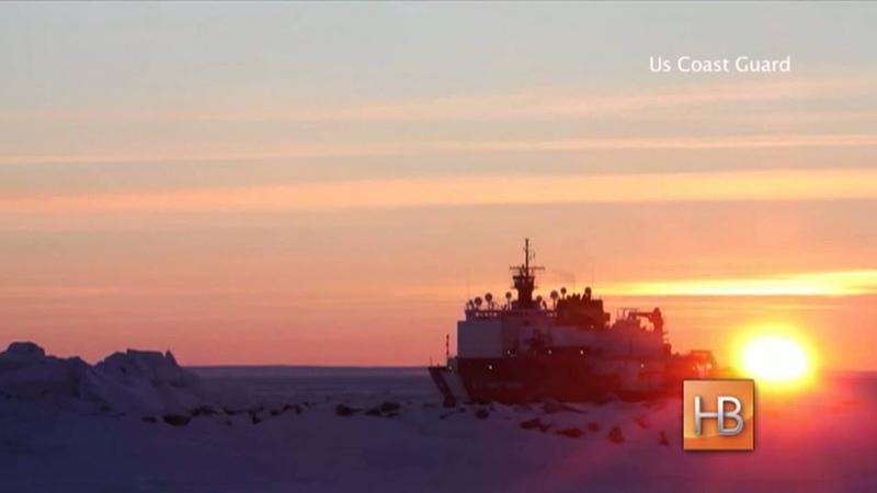 Сила крушащая льды Ледоколы береговой охраны США