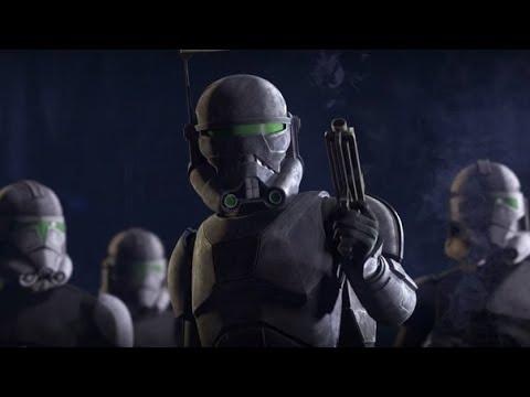Характер и экипировка Прицельщика CK 9904 Star Wars Новый Канон