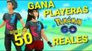Pokémon Go 2020 - SORTEO 50 PLAYERAS DEL JUEGO, GANA | REALES 😱 [Kyre07]