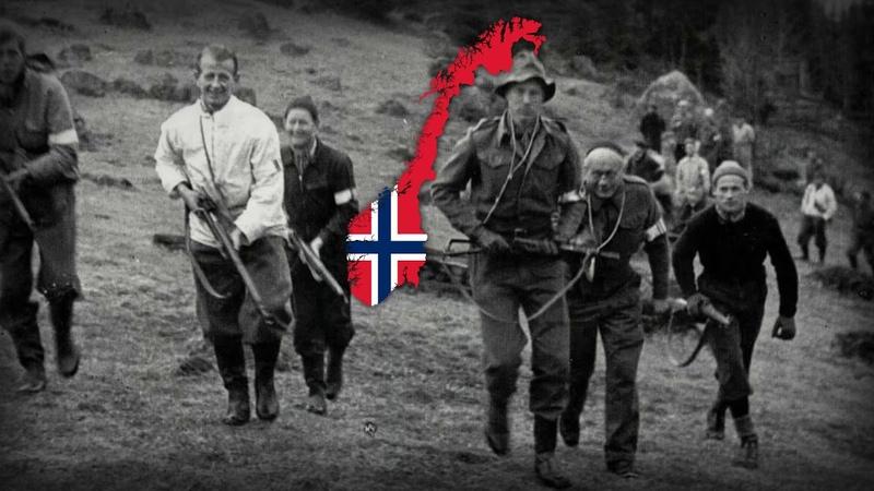 Dra til skogs Norwegian Resistance Song