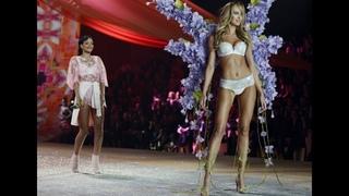 Top 10 Candice Swanepoel's Walks in Victoria's Secret Runway History (2007-2018)