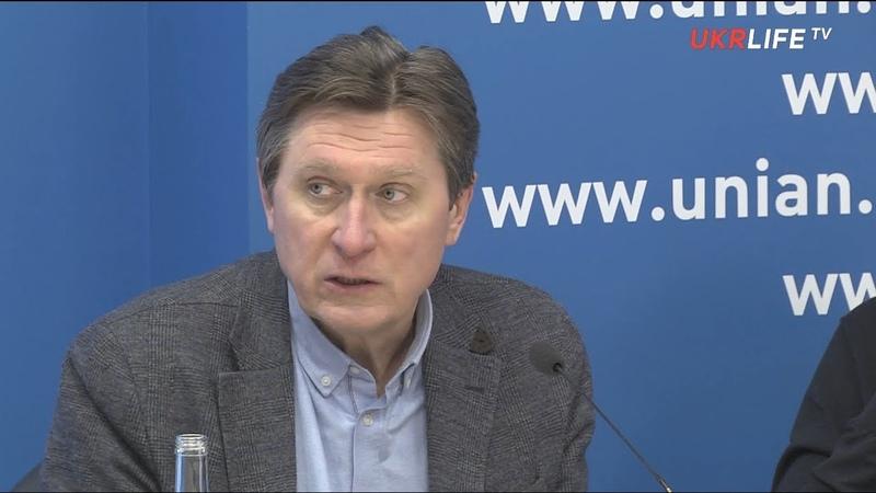 Володимир Фесенко Є ризики розвитку гострої політичної кризи