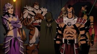 Mortal Kombat Legends: Battle of the Realms (Red Band Trailer)