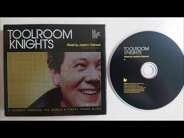 Toolroom Knights 73 CD 01 Joachim Garraud 2009