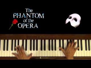 Point of No Return Phantom of the Opera Piano Tutorial