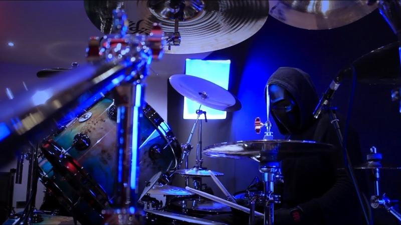 139 Slayer - Raining Blood/Angel Of Death - Drum Cover