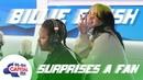 Billie Eilish Surprises Her Biggest Fan 💚 Capital