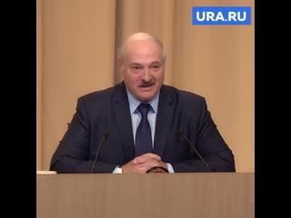 Александр Лукашенко заявил, что переболел коронавирусом