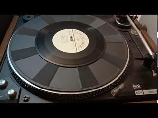 """Алла Пугачёва - Цыганский хор (vinyl, 7"""", USSR, Мелодия – С62 19081 009, 1983)"""