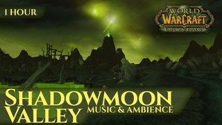 Shadowmoon Valley - Music & Ambience (1 hour, 4K, World of Warcraft The Burning Crusade aka TBC)