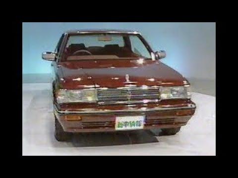 新車情報87 日産セドリックHT V30ターボブロアムVIP