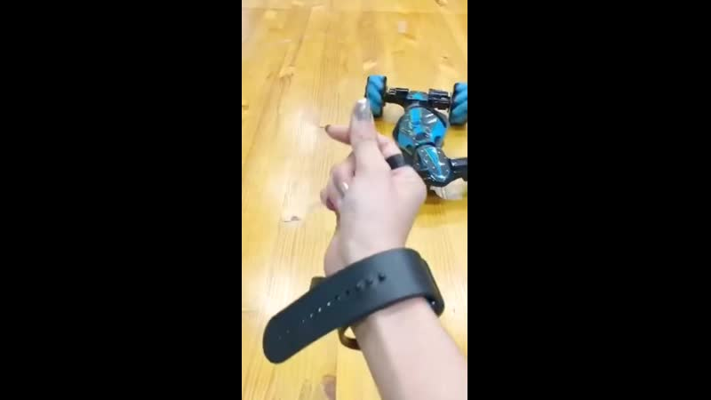 Gesture Sensing Twisting Vehicle Rc Drift Car Stunt Remote Control