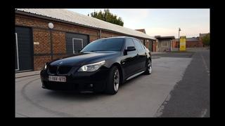 BMW E60 535D  STAGE-2 380+   что это за монстр😳