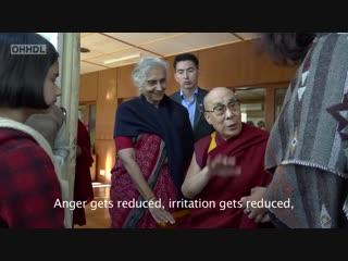 Далай-лама о важности покоя ума