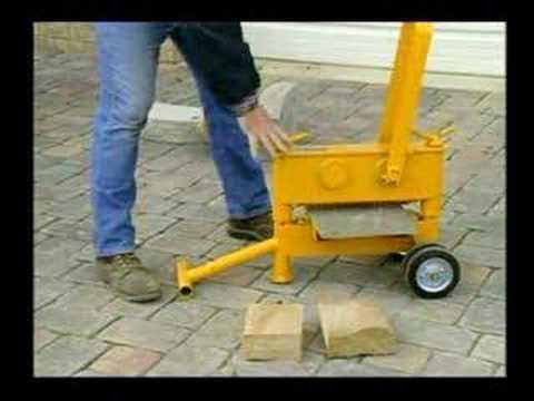 Stone Splitter PAVE TECH Hardscape Outfitter
