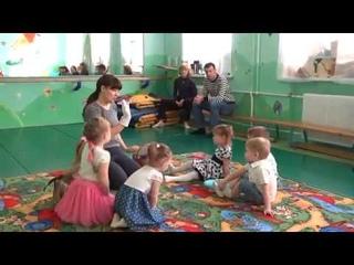 Развивающие занятия для малышей 2-3 лет в МБУДО ЦДЮ г.Челябинска