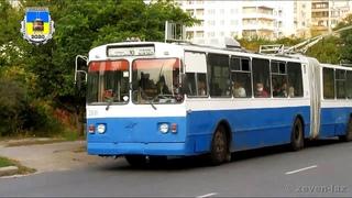 Черкасский троллейбус- ЗиУ-683Б №2011