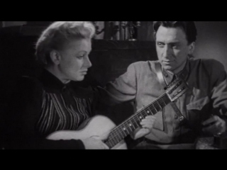 Жди меня (1943) - драма, военный, реж.  Александр Столпер, Борис Иванов