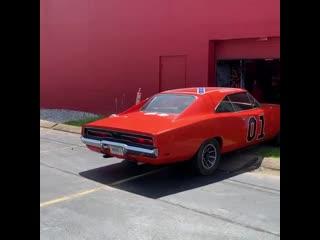 1969 Dodge Charger (Придурки из Хаззарда)