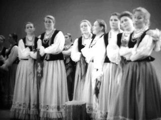 ГАЛИНА МЕРКУЛОВА - Сибирский русский народный хор - Зажглась звезда далёкая