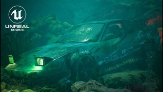 Nissan 240sx Shipwreck - Team Breakshift // Unreal Engine 4