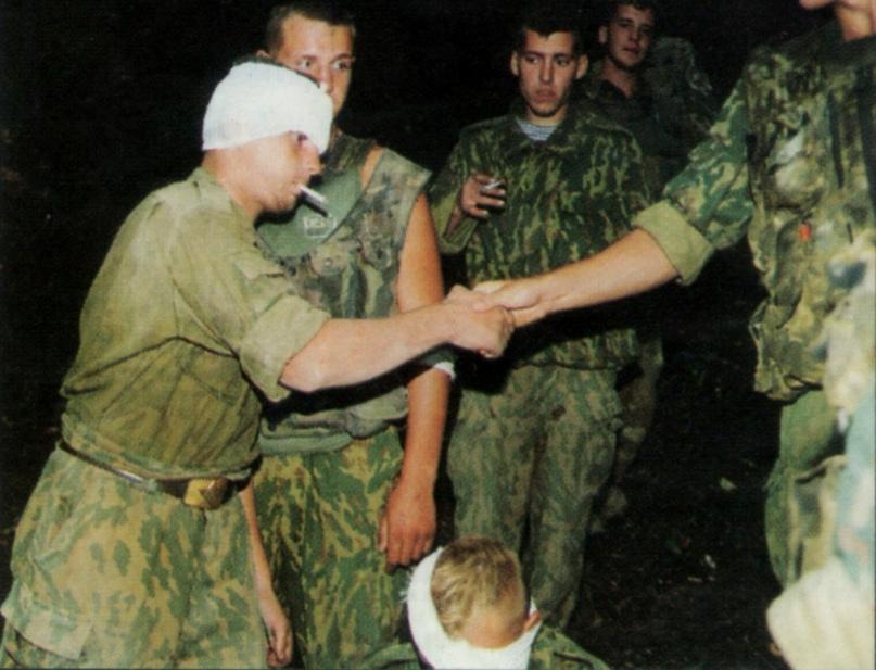 "БАМУТ. ""МЁРТВЫЙ СЕЗОН"". 1996 год"
