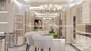 Роскошный дизайн интерьера от Анжелики Прудниковой