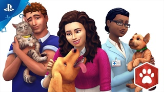 The Sims 4 - Cats & Dogs Bundle Trailer | PS4