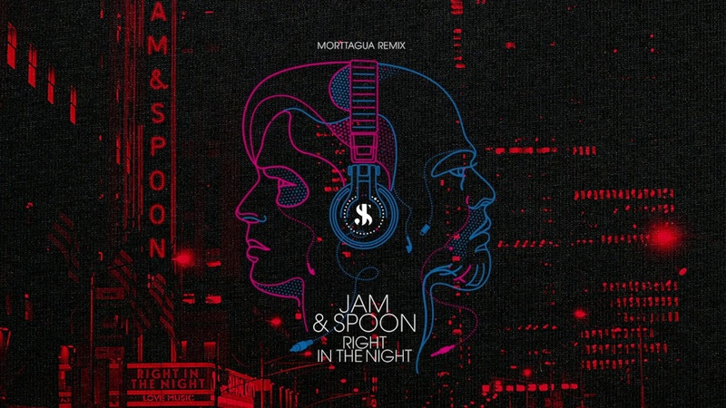 Jam Spoon featuring Plavka Right In The Night Morttagua Remix