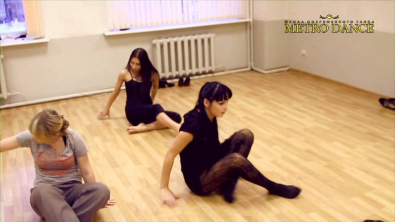 Stripplastika choreography by Marina Lappa Metro Dance School