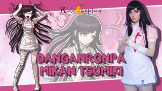 Danganronpa Mikan Tsumiki Cosplay Review & Wig Tutorial