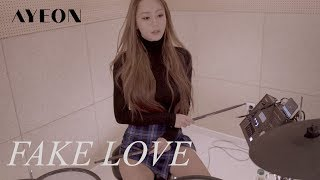Fake Love BTS Metal Cover by A YEON