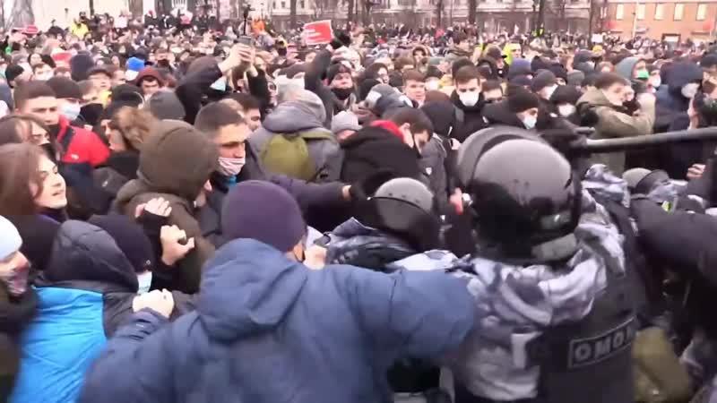 Улица vs бункер 2021 01 23