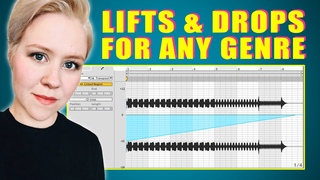 10 Ways To Create Lifts & Drops In Ableton Live