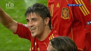 (HD) Испания 4-1 Россия / 2008 UEFA Euro / Spain vs Russia