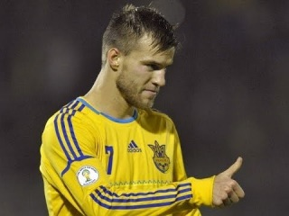 Andriy Yarmolenko Goal ~ USA vs Ukraine ~