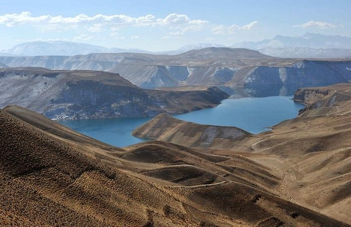 Голубые озера Банде-Амир, изображение №2