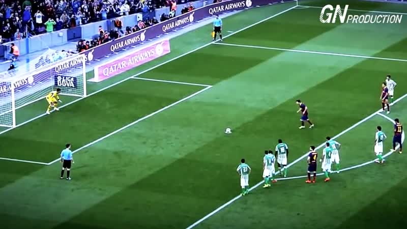 Lionel Messi ● All 19 Penalty Misses in Career ● 2007_2016