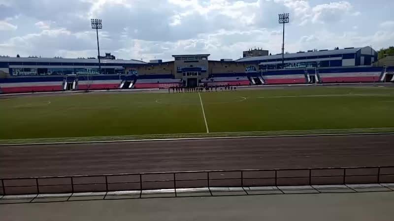 10 05 2019 1 8 финала кубка РМЭ по футболу Авиатор Йошкар Ола Сокол Сернур 1 тайм