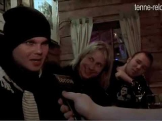 The Rasmus - Funny Moments (part 4)