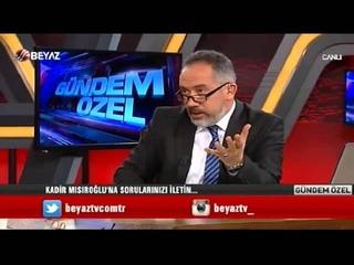 Fethullah Gülen, Babadan Ermeni Anadan Yahudidir - Üstad Kadir Mısıroğlu