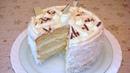 Торт Пломбир / Cake Sundae (english subs)