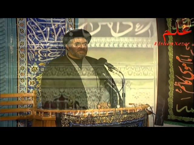 ☾⋆ Ocaq Necat Aga ☾⋆ Оджаг Неджат Ага ☾⋆ Elshen Xezer Seyyid Rovshen Imam Huseyn ve Ebelfez aganin sohbeti